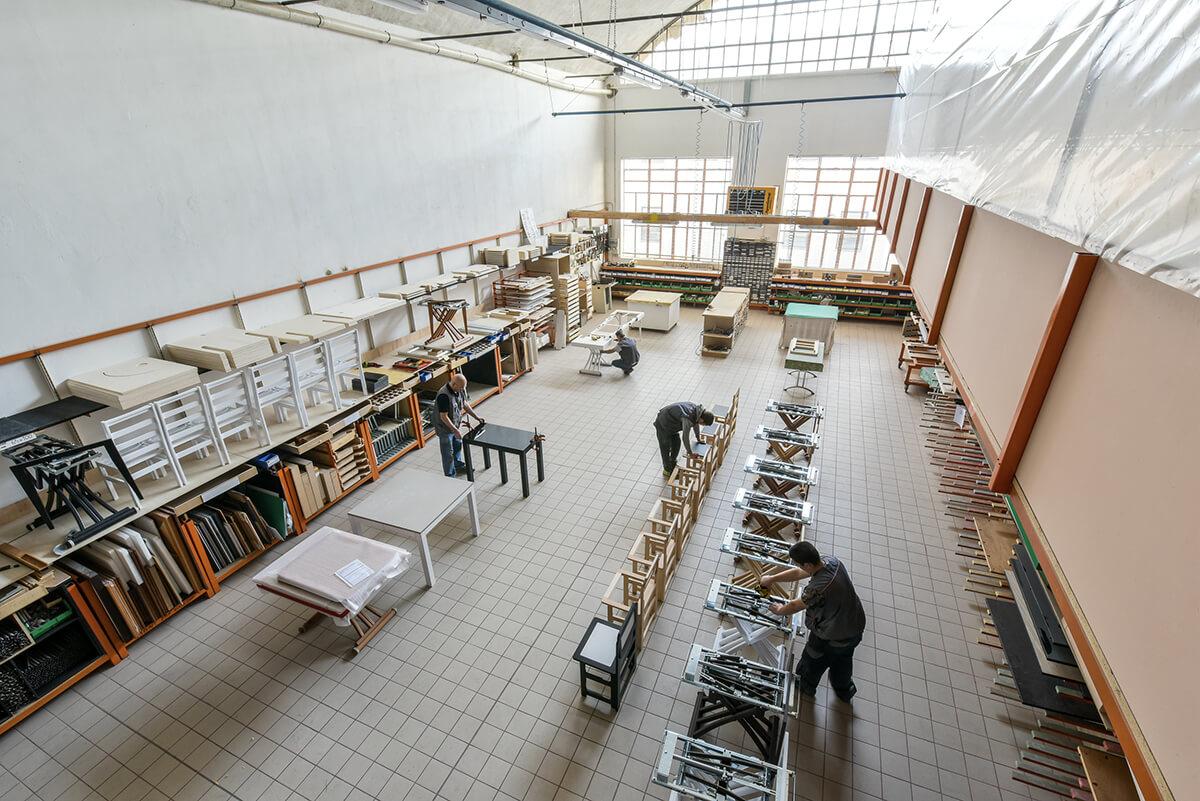 tavoli allungabili made in Italy in vero come cosa sono realizzati