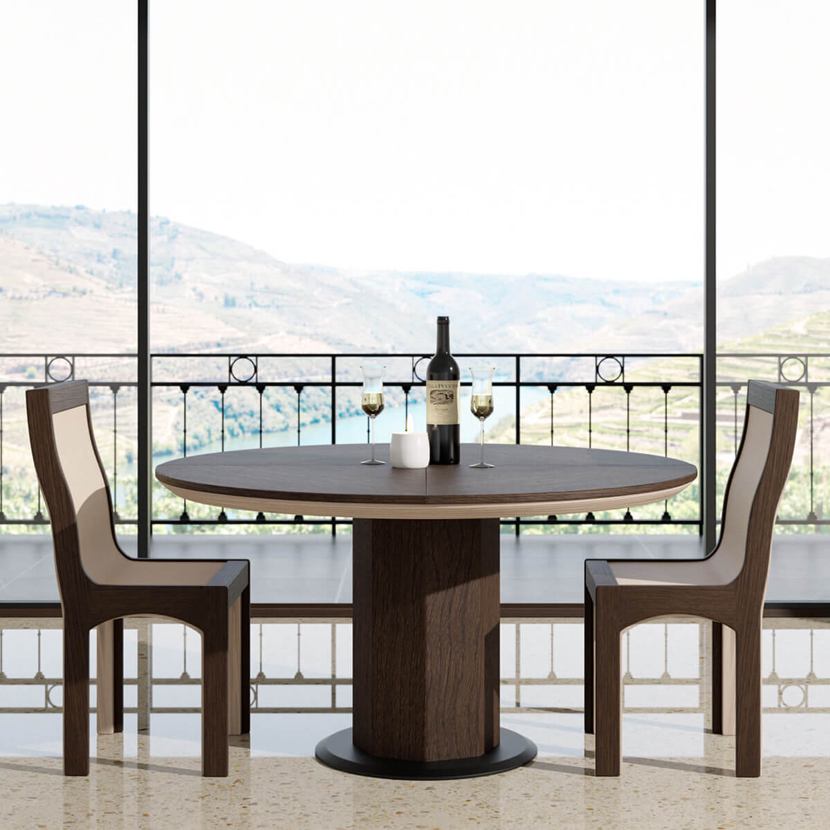 Tavoli allungabili Brianza Tavolo multiforme
