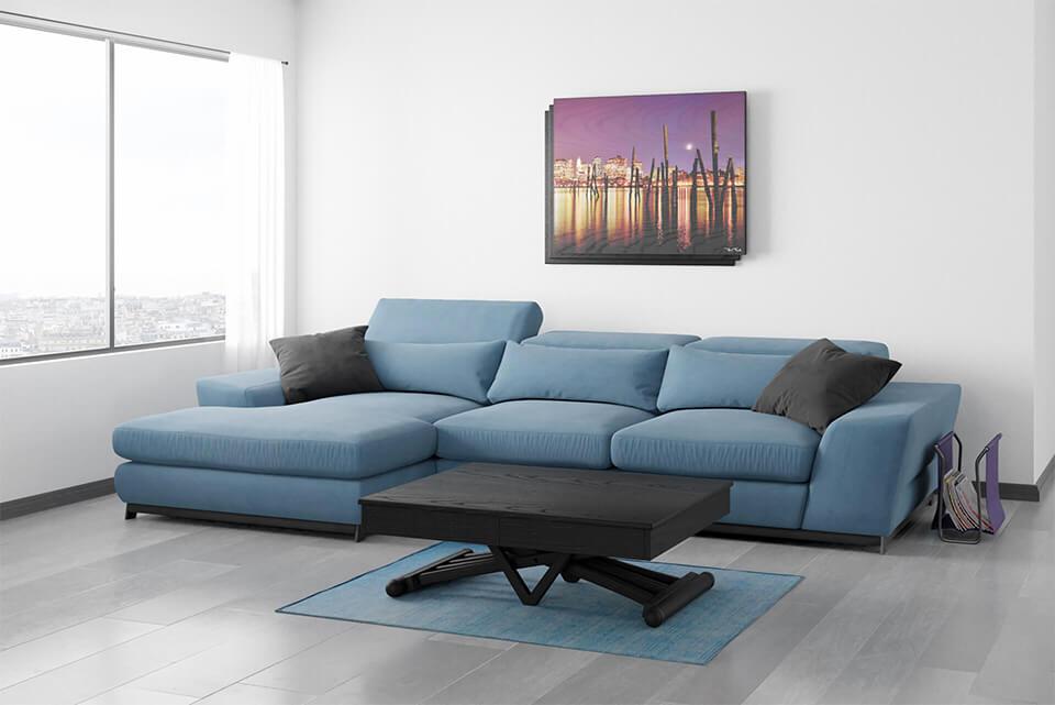 Tavoli allungabili da salotto