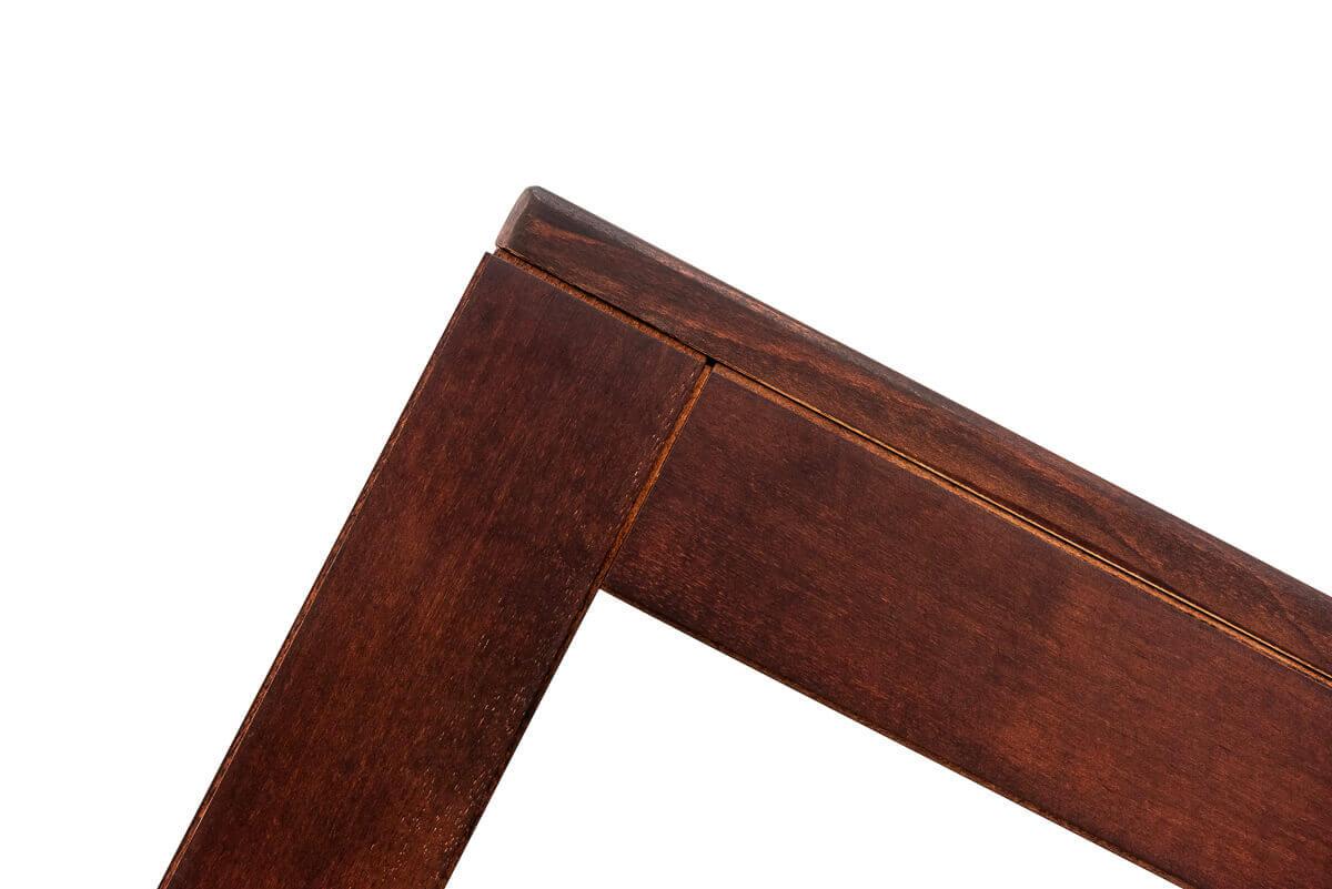Tavolo quadrato allungabile dettagli