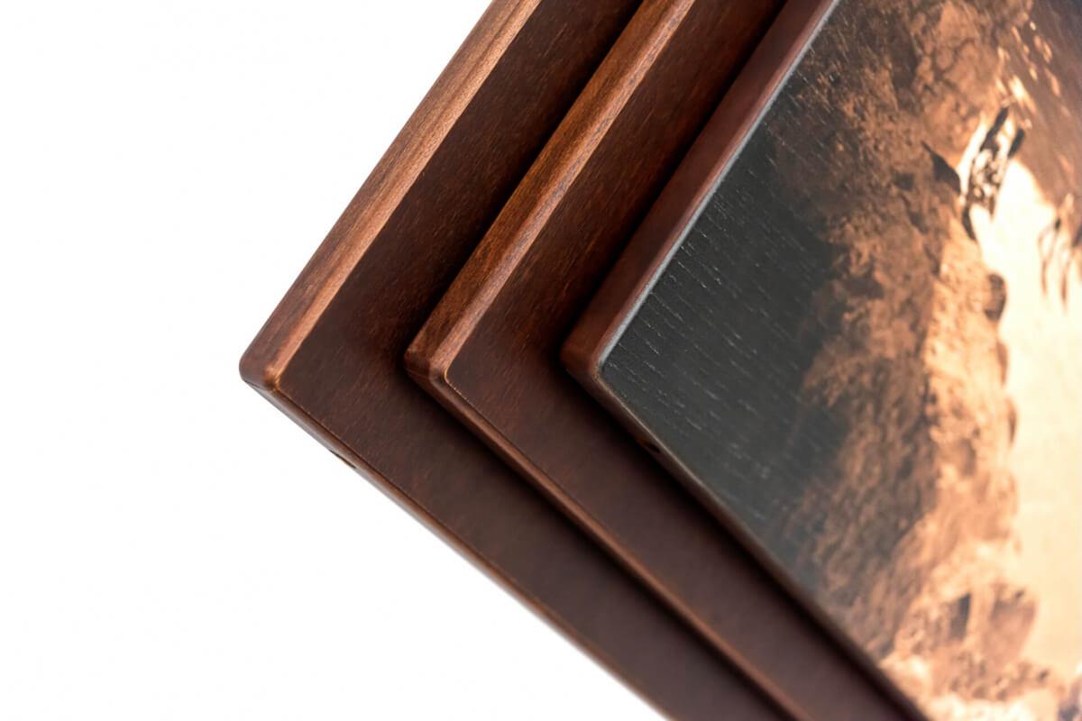 Tavolo quadrato allungabile legno