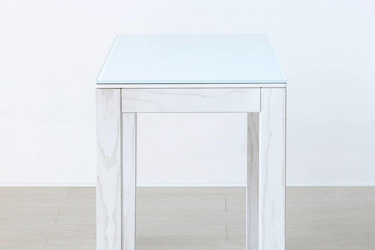 consolle allungabile vetro chiuso