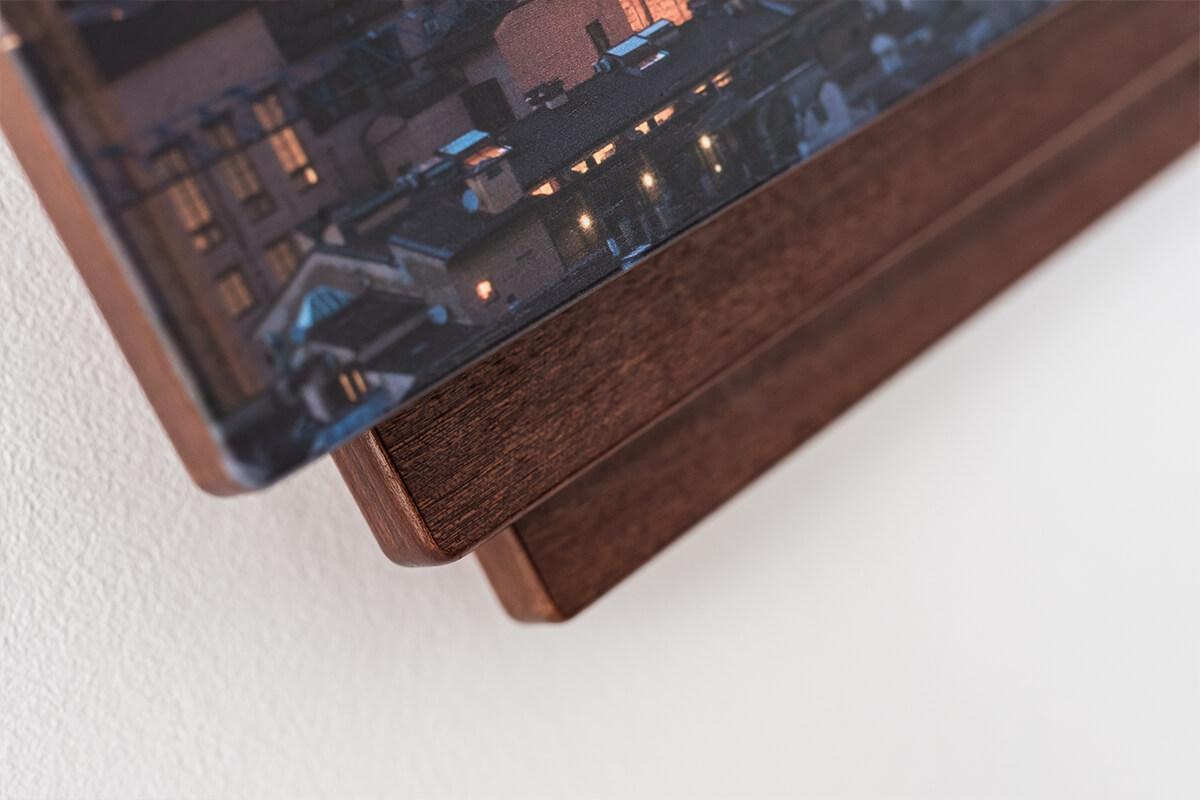 consolle allungabile larghezza 80 cm con stampa