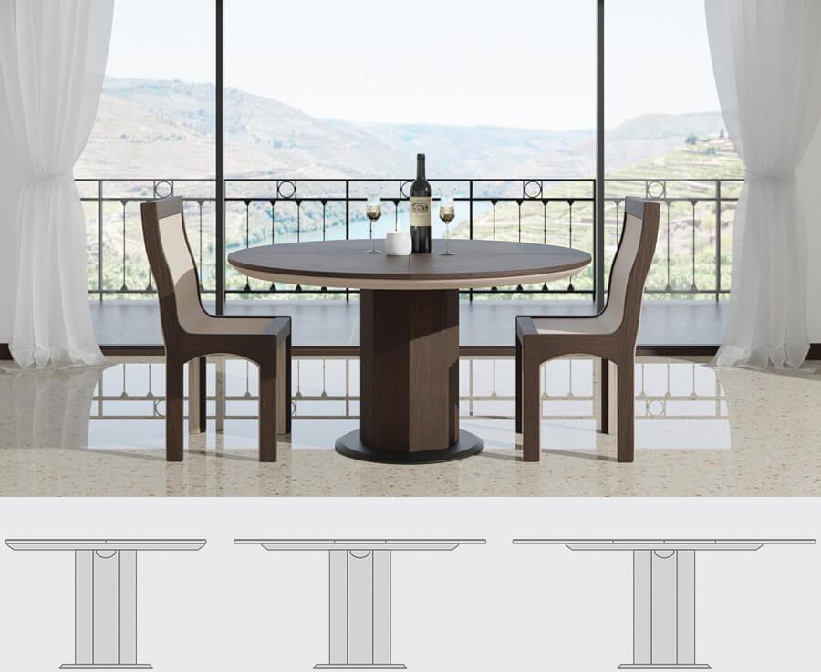 Tavolini che diventano tavoli