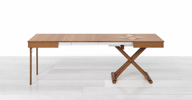 Tavolo pieghevole estensibile